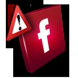 احذروا صفحات الفيسبوك و تويتر المزورة Facebook_warning