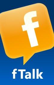 أفضل برنامج دردشة للفيسبوك Ftalk-logo